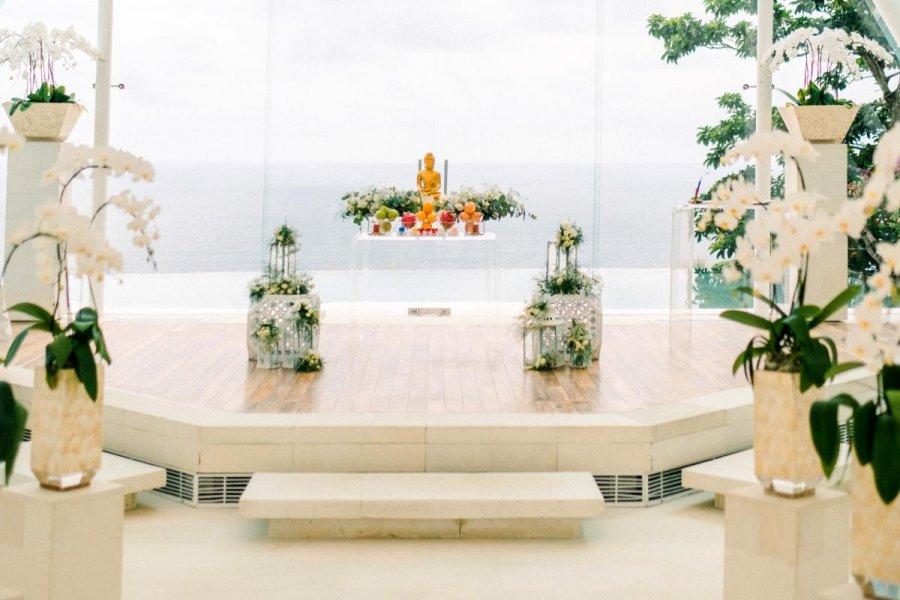 The Ceremony at Tirtha Uluwatu | Chapel Wedding