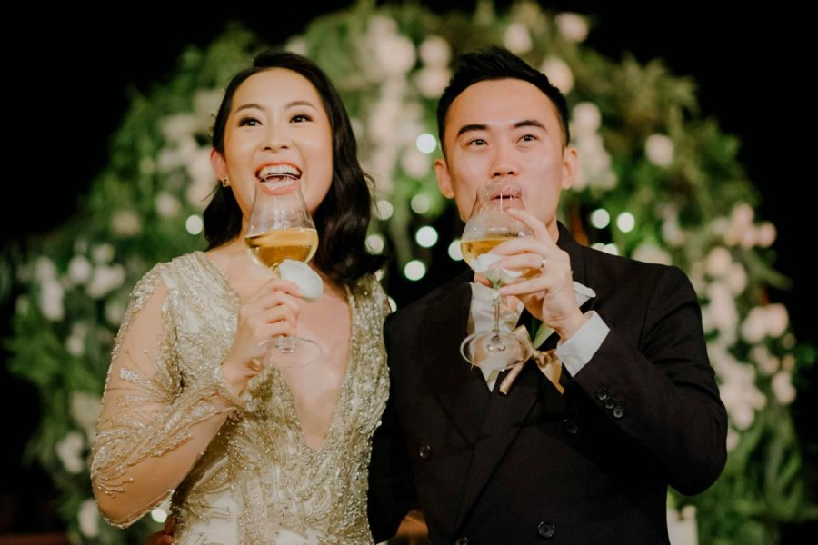 Bali Destination Wedding | Viane & Si Rong