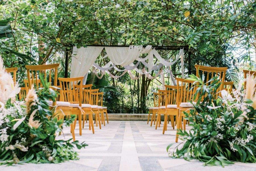 Garden Wedding at Glass House