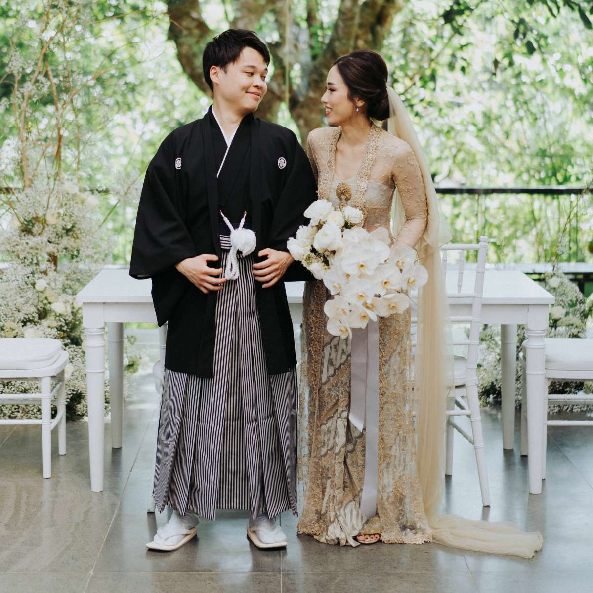 Bali Destination Wedding | Vanda & Sho