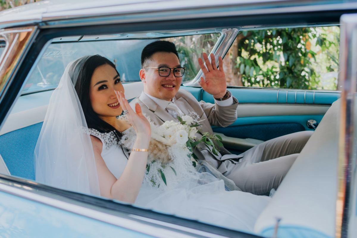 Bali Destination Wedding | Audrey & Joshua