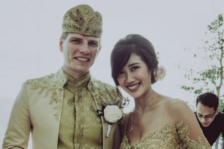 Bali Destination Wedding | Ina & Simon