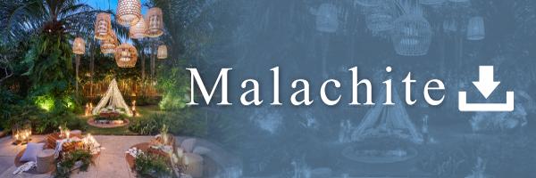 Malachite at Glass House